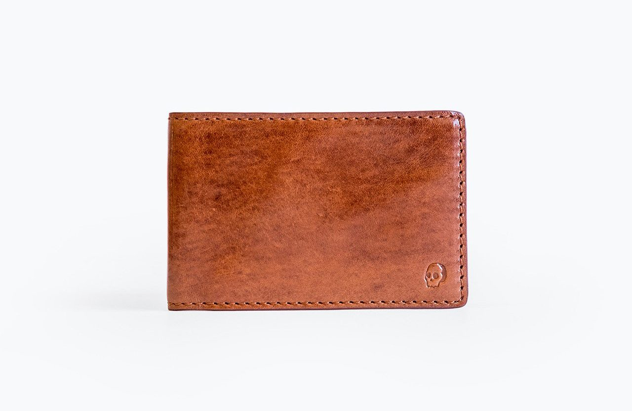 BARE BONES QUALITY LEATHER WALLET