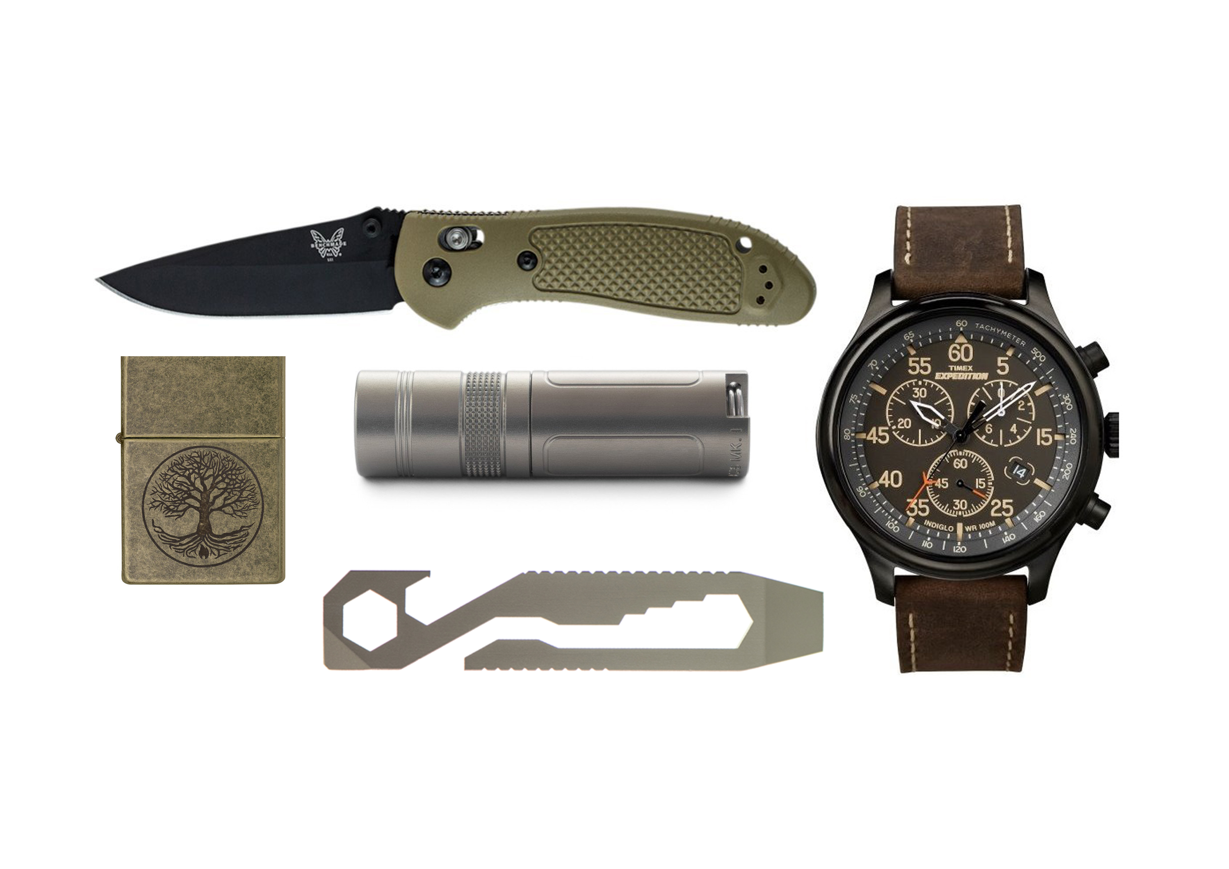 GALLERY FOR EVERY DAY CARRY, EDC, CAMPING AND HIKING GEAR