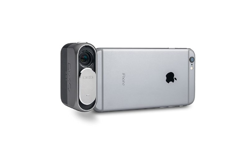 dxo one best digital camera attachment for iphone