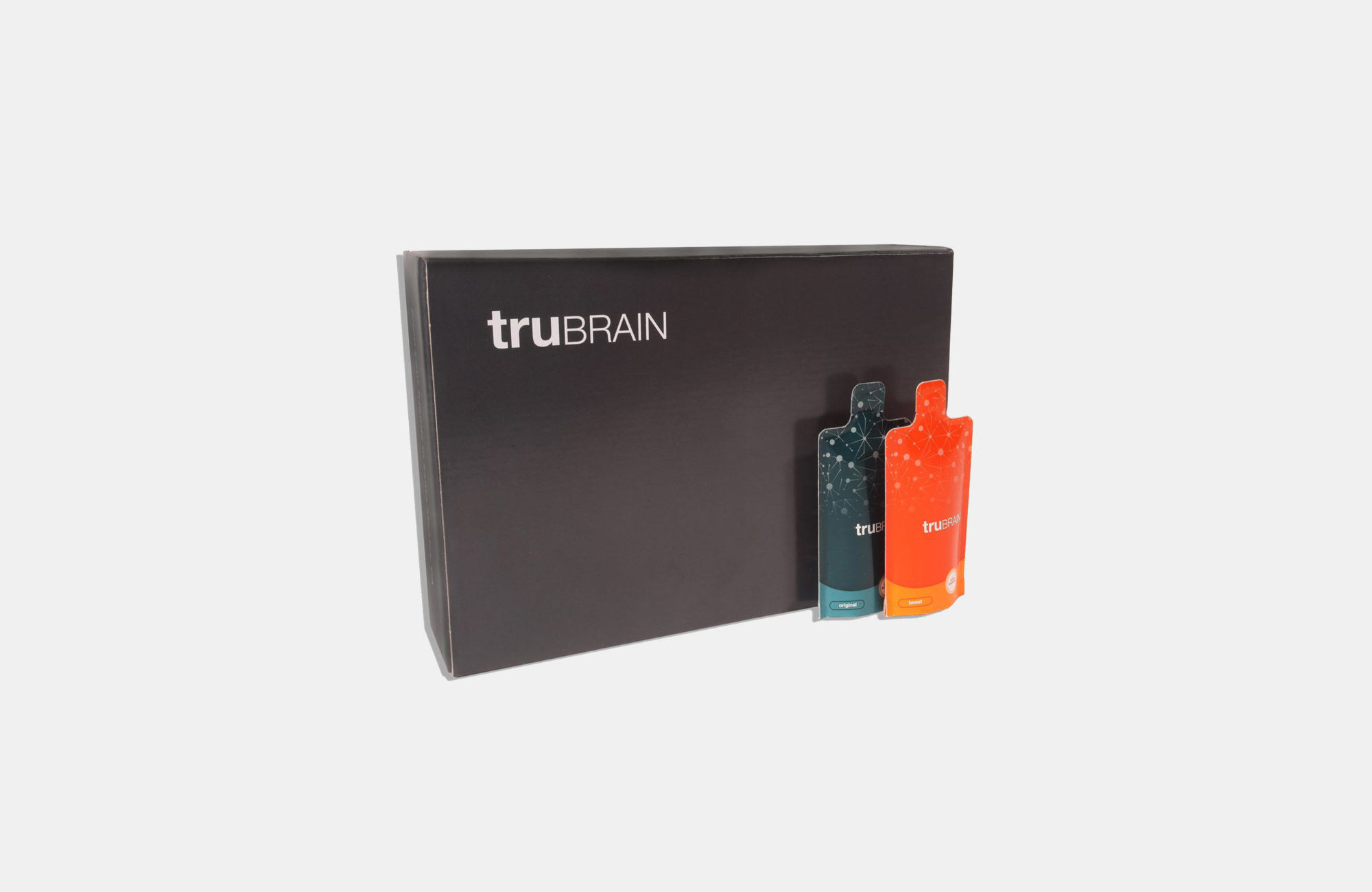 TRUBRAIN COGNITIVE ENHANCER AND BRAIN BOOSTER DRINK WITH NOOTROPICS