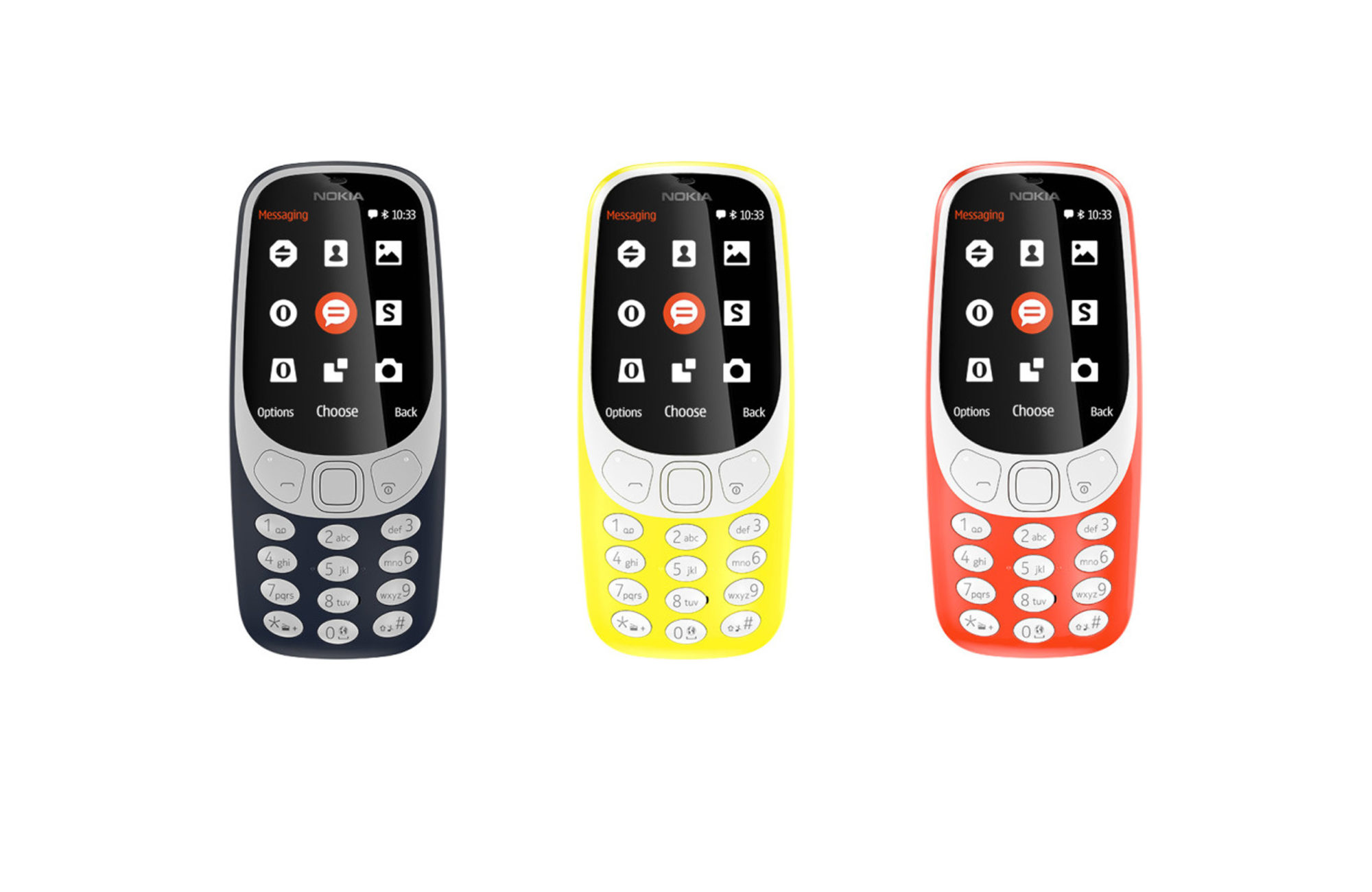 NEW NOKIA 3310 MOBILE PHONE WITH UPGRADED SPECS AND SNAKE GAME