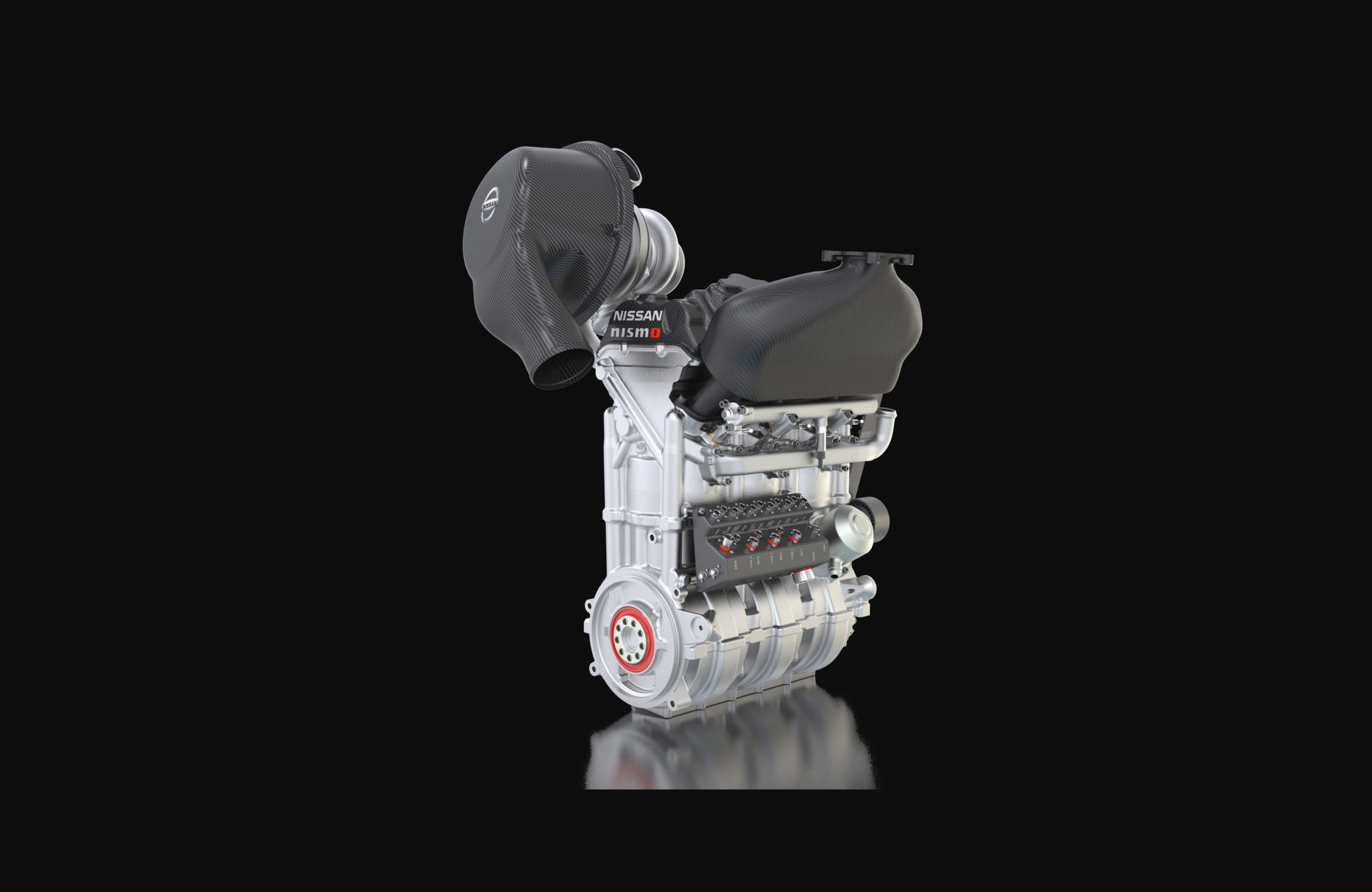 NEW NISSAN NISMO DIG-R ENGINE