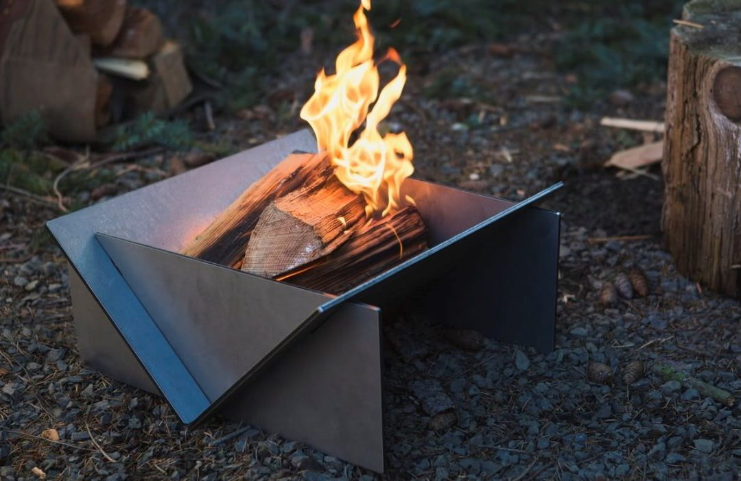 Stahl Steel Fire Pit IS THE BEST LOOKING AND QUALITY FIREPIT