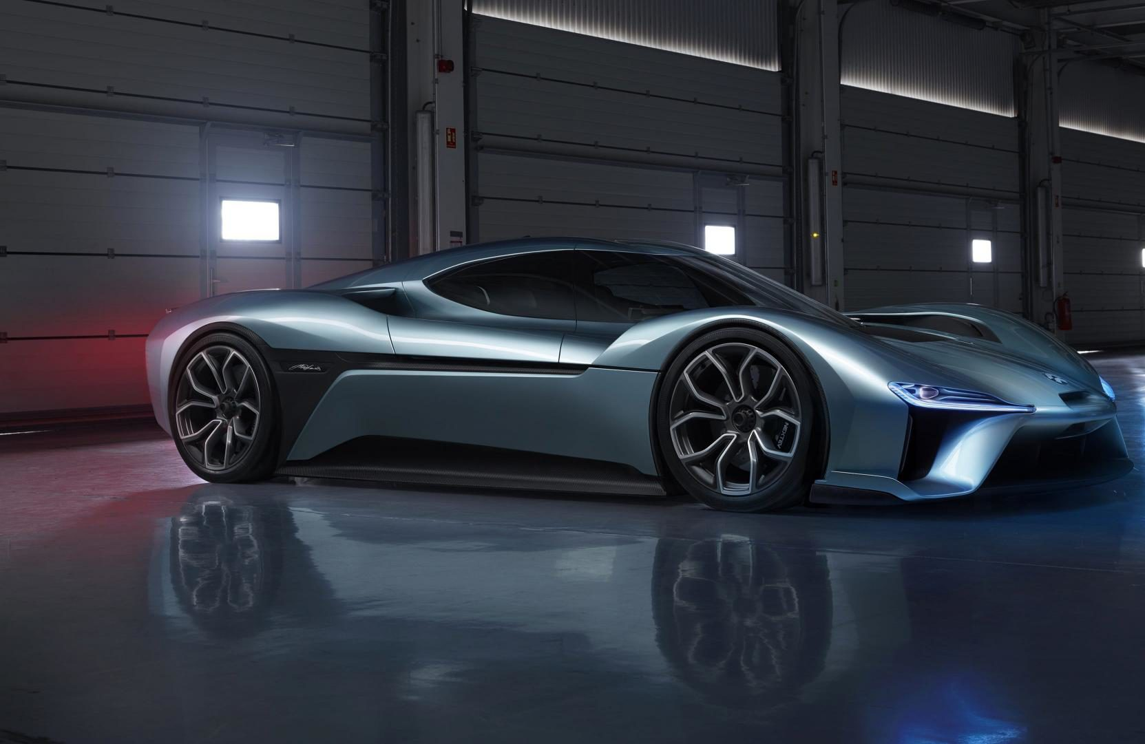 Neo EP9 Worlds Fastest Electric Hypercar