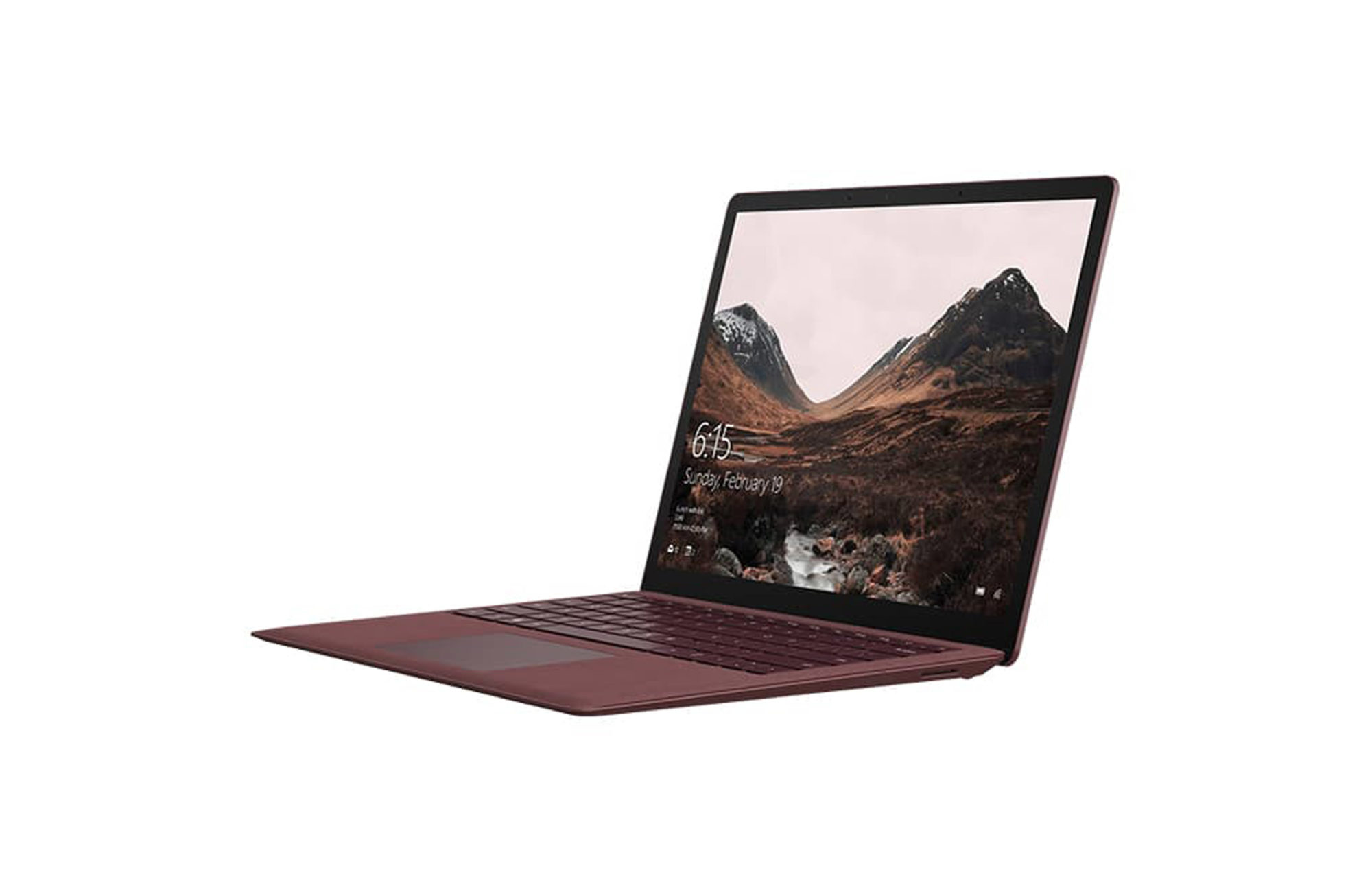 Microsoft's Surface Laptop RIVALS APPLE'S MACBOOK