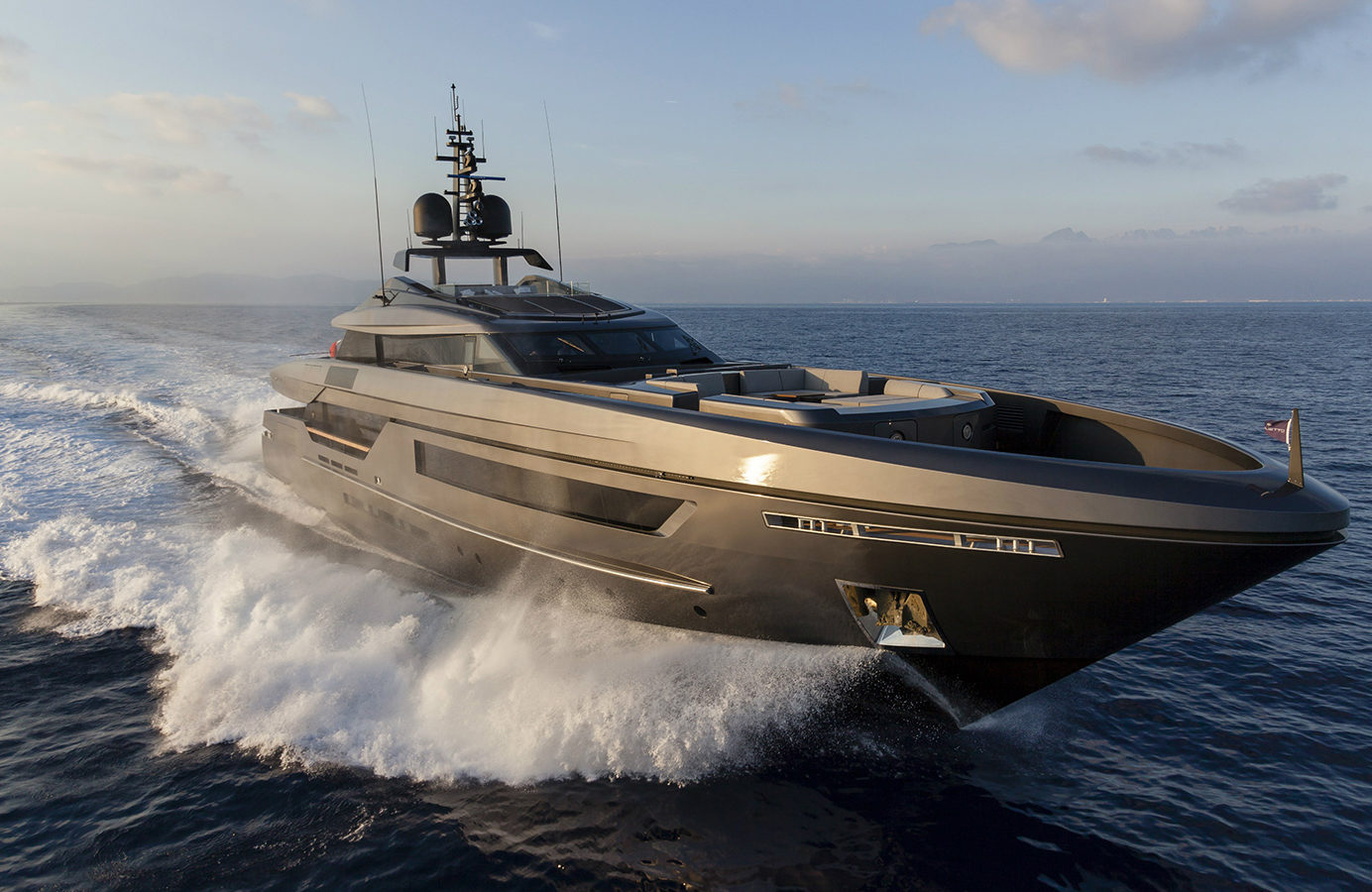 Baglietto Lucky Me Fast Motor Yacht