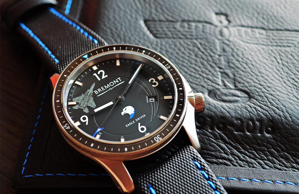 The Bremont F-15 Eagle Driver Watch