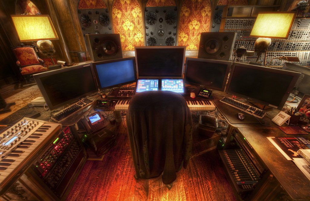 the secret lair of hans zimmer